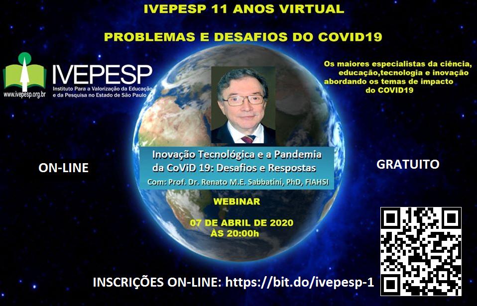 Bannder Webinar IVEPESP